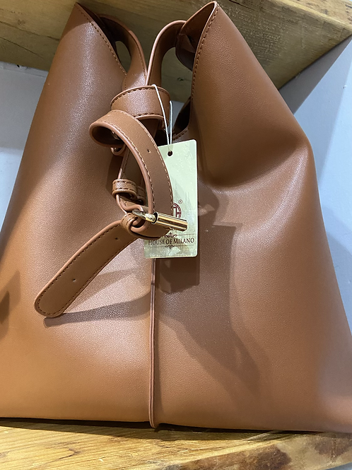 SALE tan bag