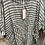 Thumbnail: Suzy D Quality Linen Stripe Top