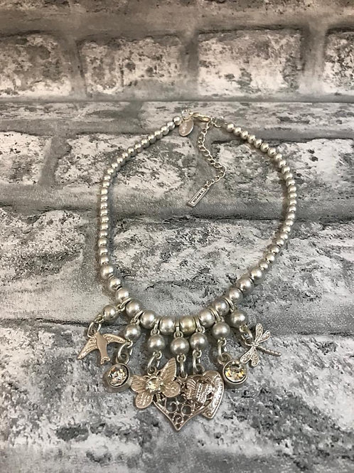 Dangly Charm Necklace