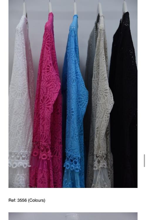 100 % cotton Kaftan jacket choice of colours