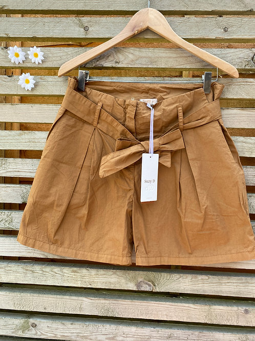 Suzy D Cotton Shorts