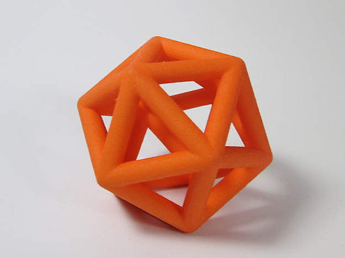Icosahedron Ornament
