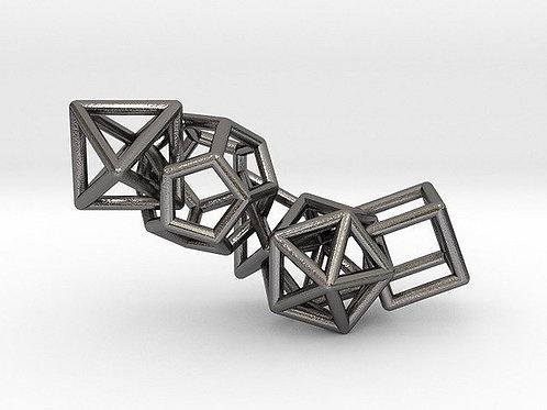 Platonic Solids Sculpture