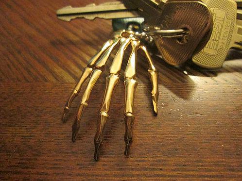 Hand Keychain Charm