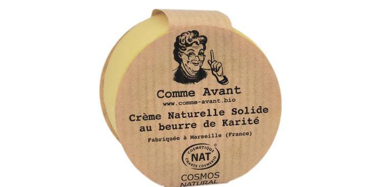 Crème naturelle solide - Karité