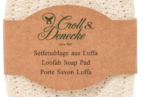 Porte-savon en luffa