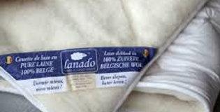 Surmatelas en laine