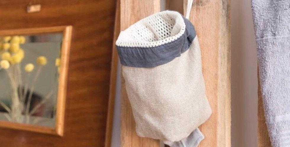 Kit cotons démaquillants lavables