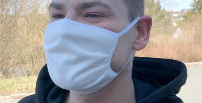 Masque en coton bio