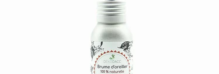 Brume d'oreiller 100 % naturelle à la fleur d'oranger by Deko D'acc
