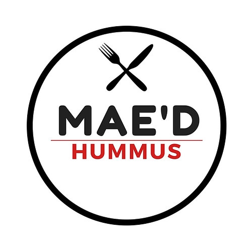 Mae'd Hummus w/ Carrots & Cucumbers