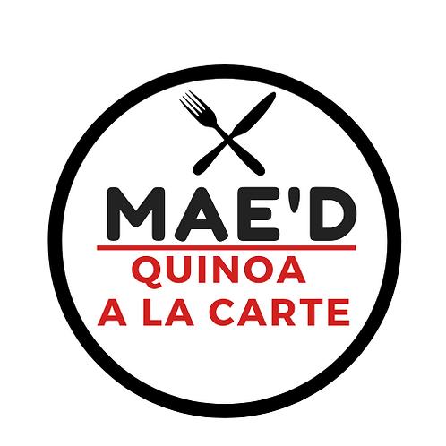 Mae'd Quinoa a la carte