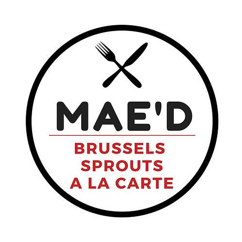 Mae'd Brussels Sprouts a la carte