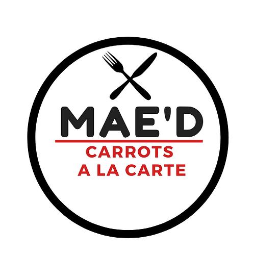 Mae'd Carrots a la carte