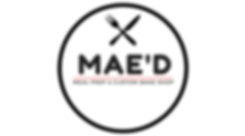 Mae'd Meal Prep logo