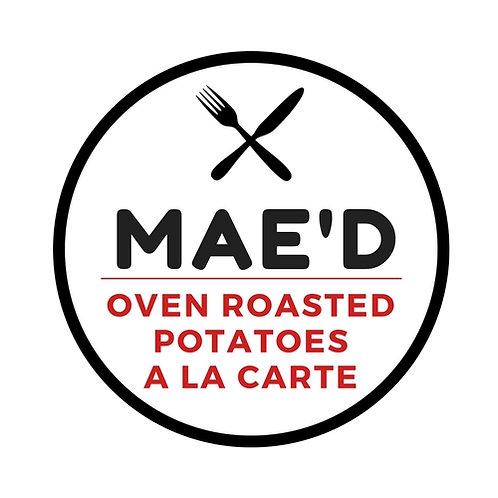 Mae'd Oven Roasted Potatoes a la carte