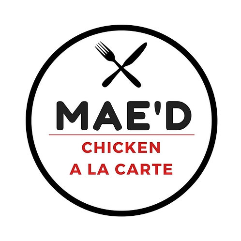 Mae'd Chicken a la carte