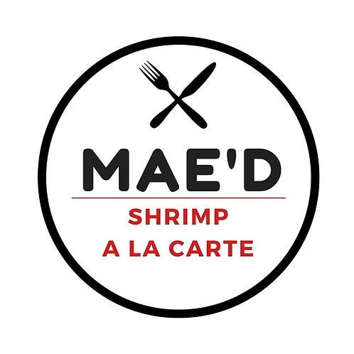 Mae'd Shrimp a la carte