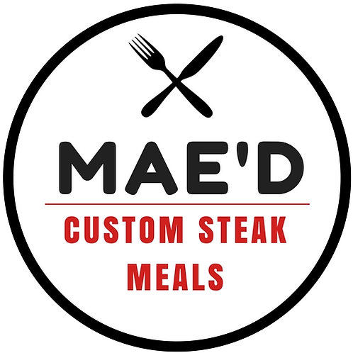 Custom Mae'd 8 oz. Steak Meal