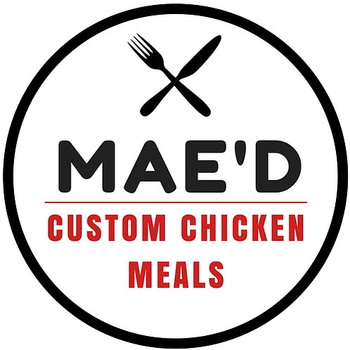 Custom Mae'd 9 oz. Chicken Meal