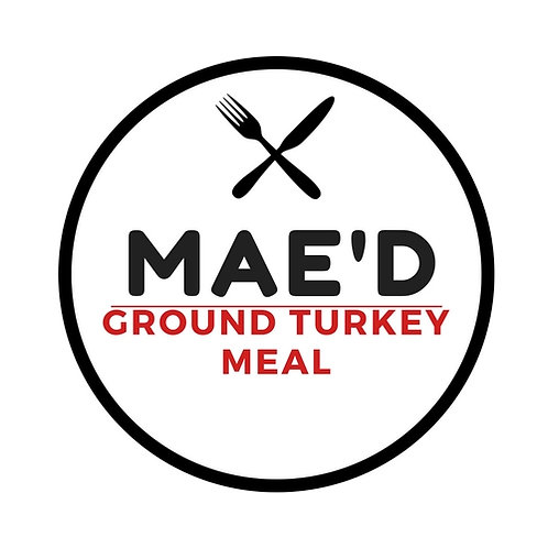 Small Mae'd Ground Turkey Meal