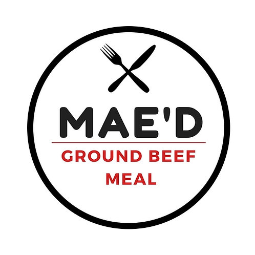 Large Mae'd Ground Beef Meal