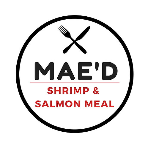 Small Mae'd Shrimp & Salmon Meal