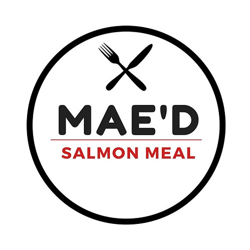 Large Mae'd Salmon Meal