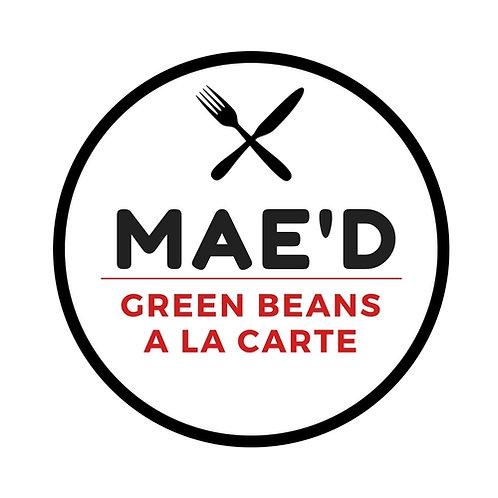 Mae'd Green Beans a la carte
