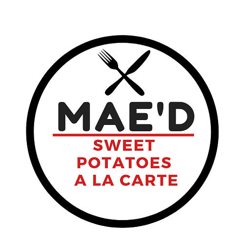 Mae'd Sweet Potatoes a la carte
