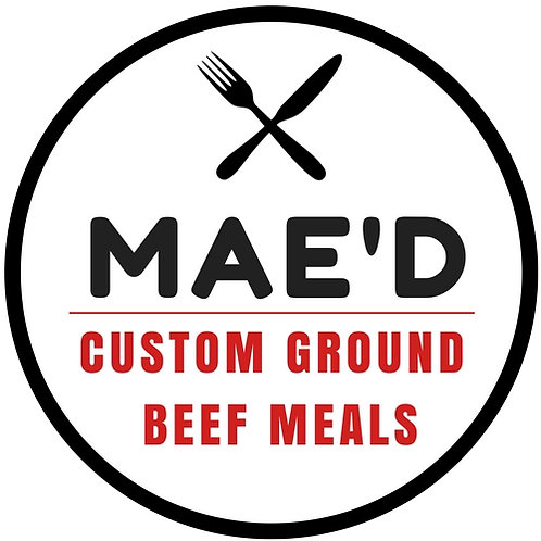 Custom Mae'd 8 oz. Ground Beef Meal