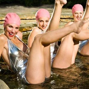 Swimming, Silverstone & Speedo's!