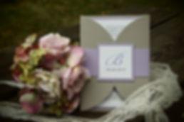 Smitten Paper Design wedding invitations, London Ontario