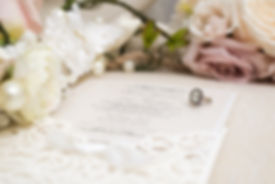 Smitten Paper Designs wedding invitations, London ontario