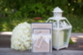 Smitten Paper Designs wedding invitations