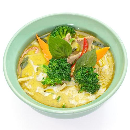Emerald Green Thai Curry