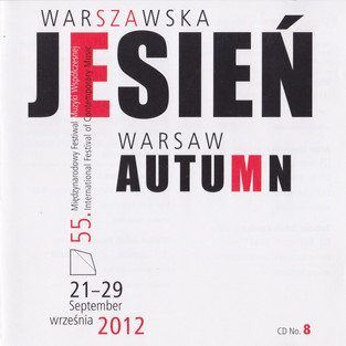 Warsaw Autumn 2012