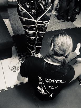 Ropes TLV 13/11/19