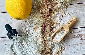 Citrus Sunrise Bath Salt Kit