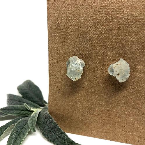 Naked Sage Earrings