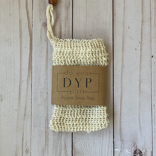 Eco-friendly Anti-microbial Sisal Soap Bag