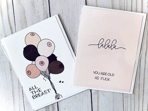 Greta Jane Paper Co. Cards