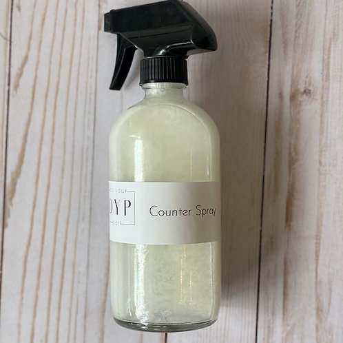 Toxin-Free Counter Spray