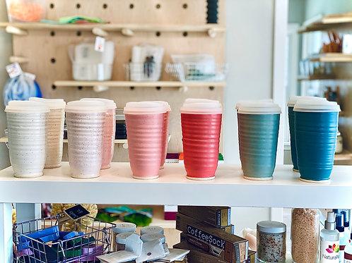 Ceramic To Go Mugs
