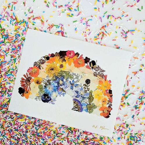 Ox Eye Floral Prints