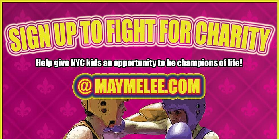 MARDI GRAS Charity Boxing Event