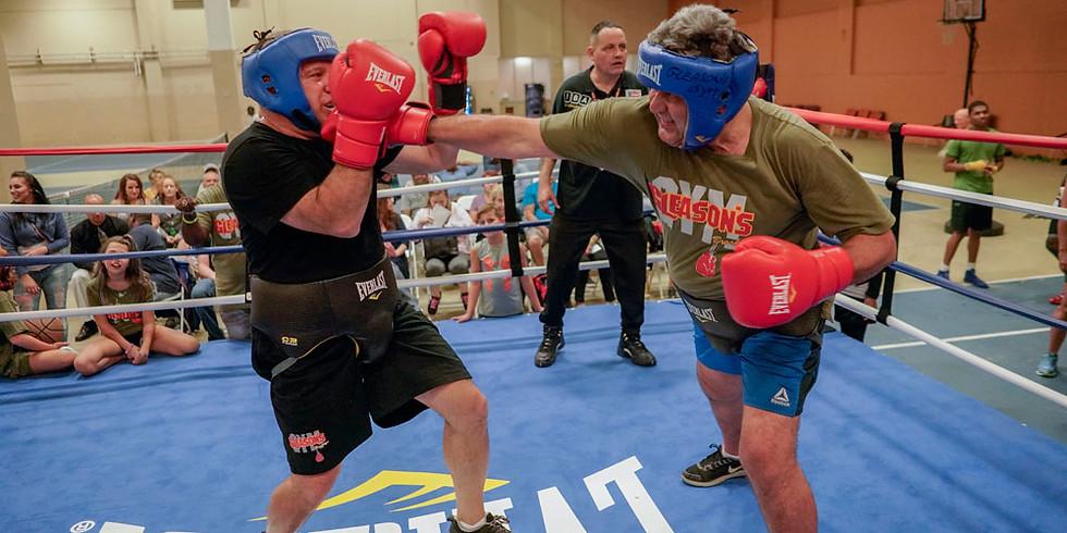 Feb. 2020 Gleason's Masters Boxing Show