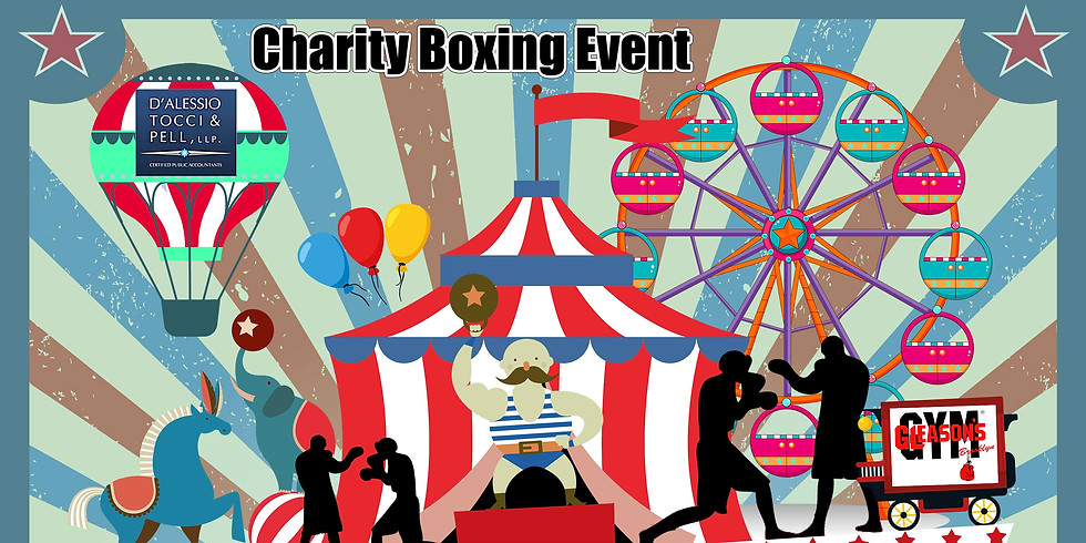 CLASH AT THE CARNIVAL Charity Boxing Event