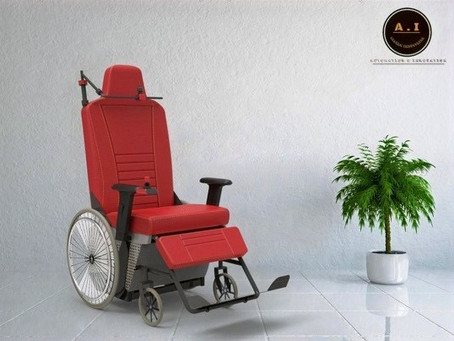 The AI Electric Wheelchair