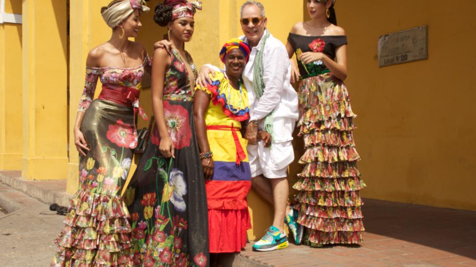 A Cartagena...